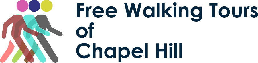 free walking tours chapel hill logo